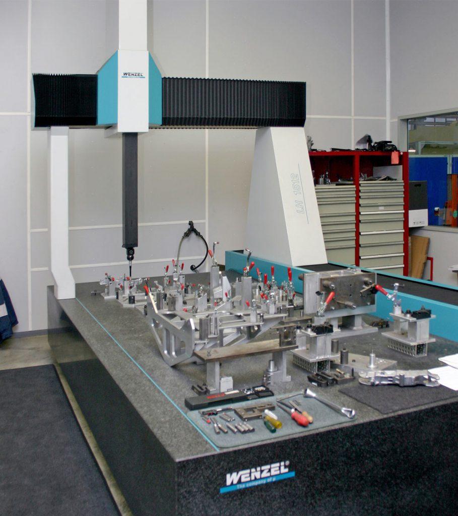 Messmaschine Wenzel LH 1512